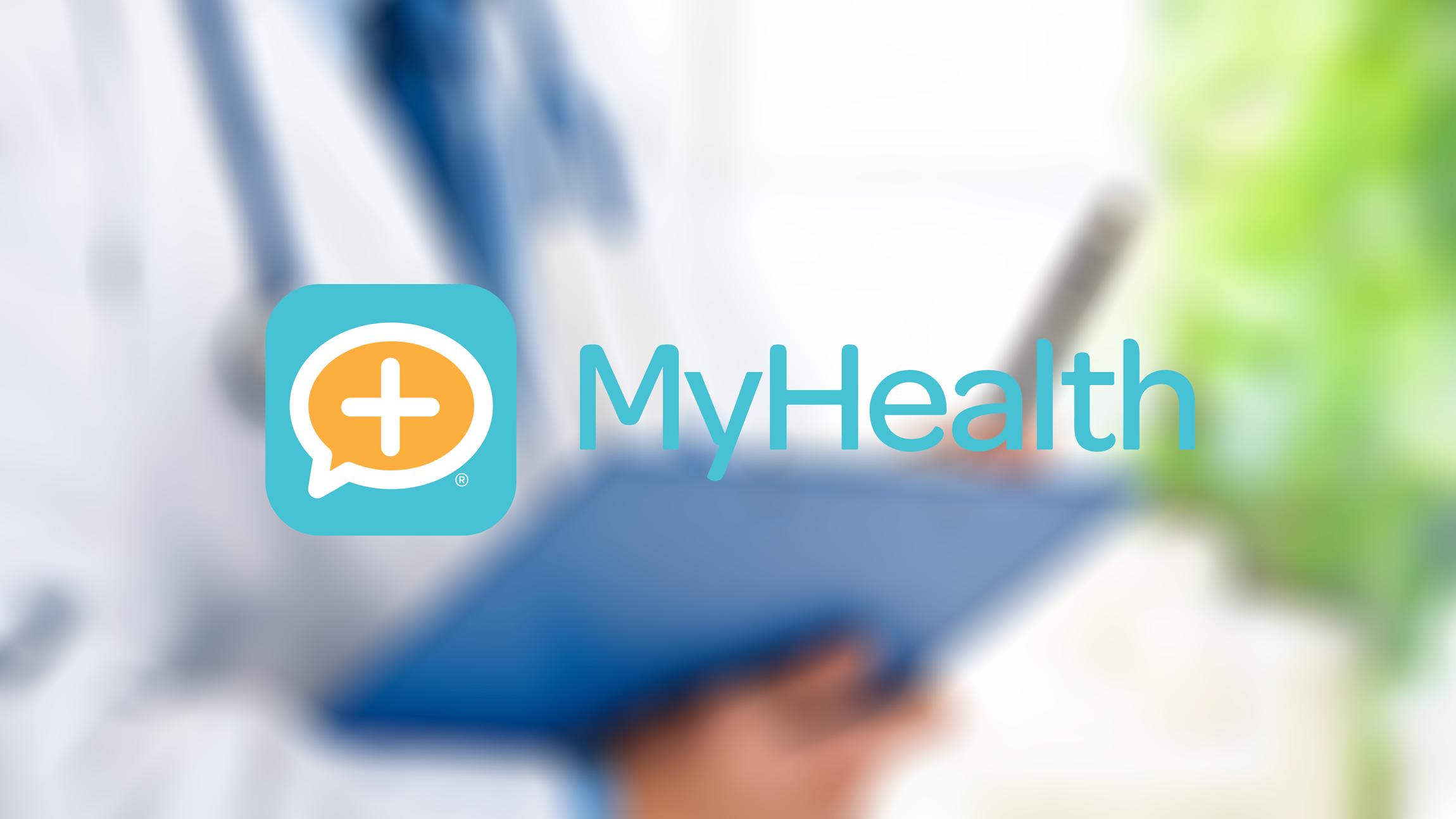 MyHealth App Branding