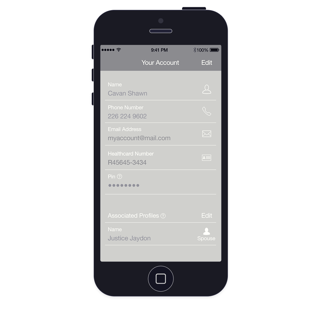 Mobile App Flow- Step 2