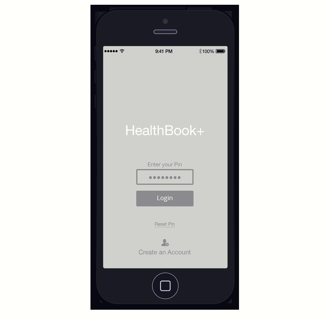 Mobile App Flow- Step 1