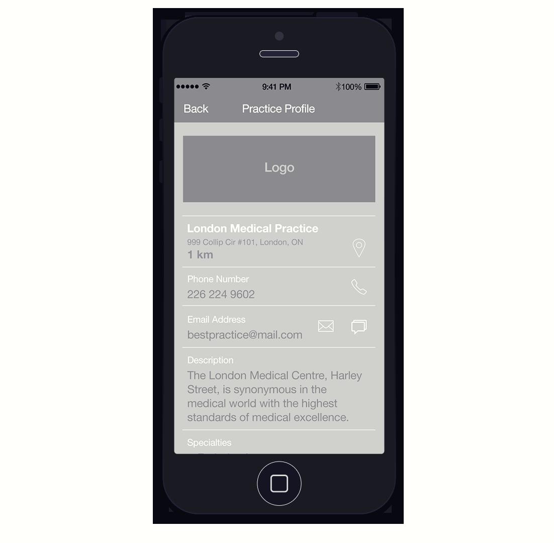 Mobile App Flow- Step 3