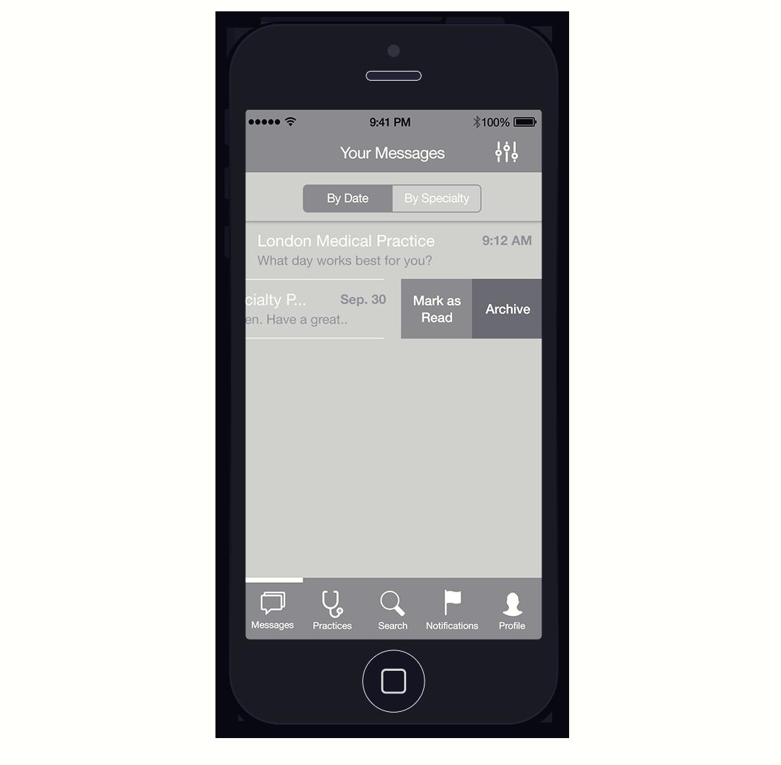 Mobile App Flow- Step 4