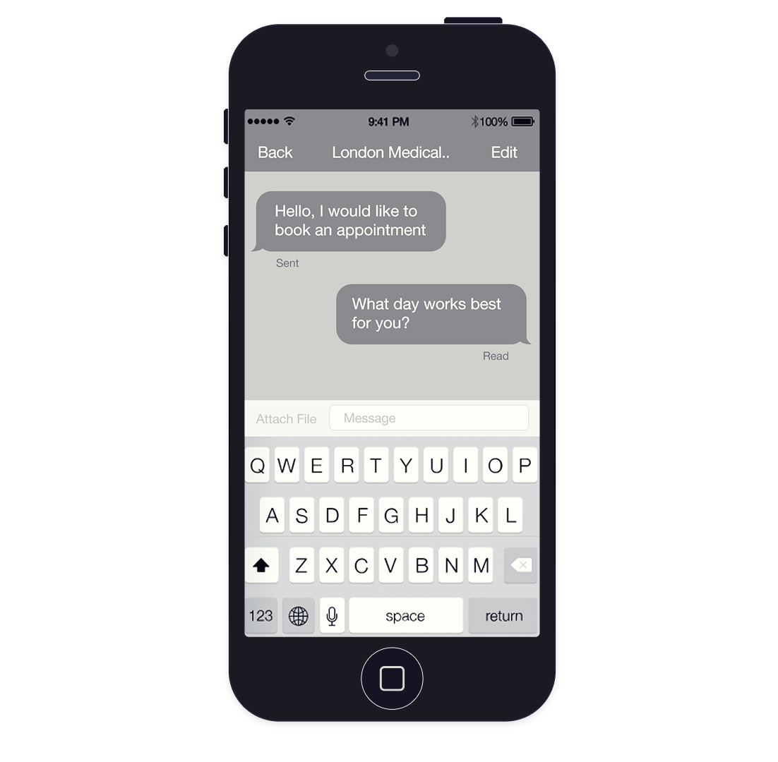 Mobile App Flow- Step 5