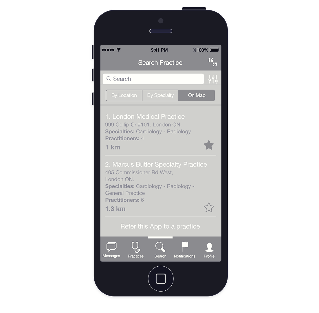 Mobile App Flow- Step 8