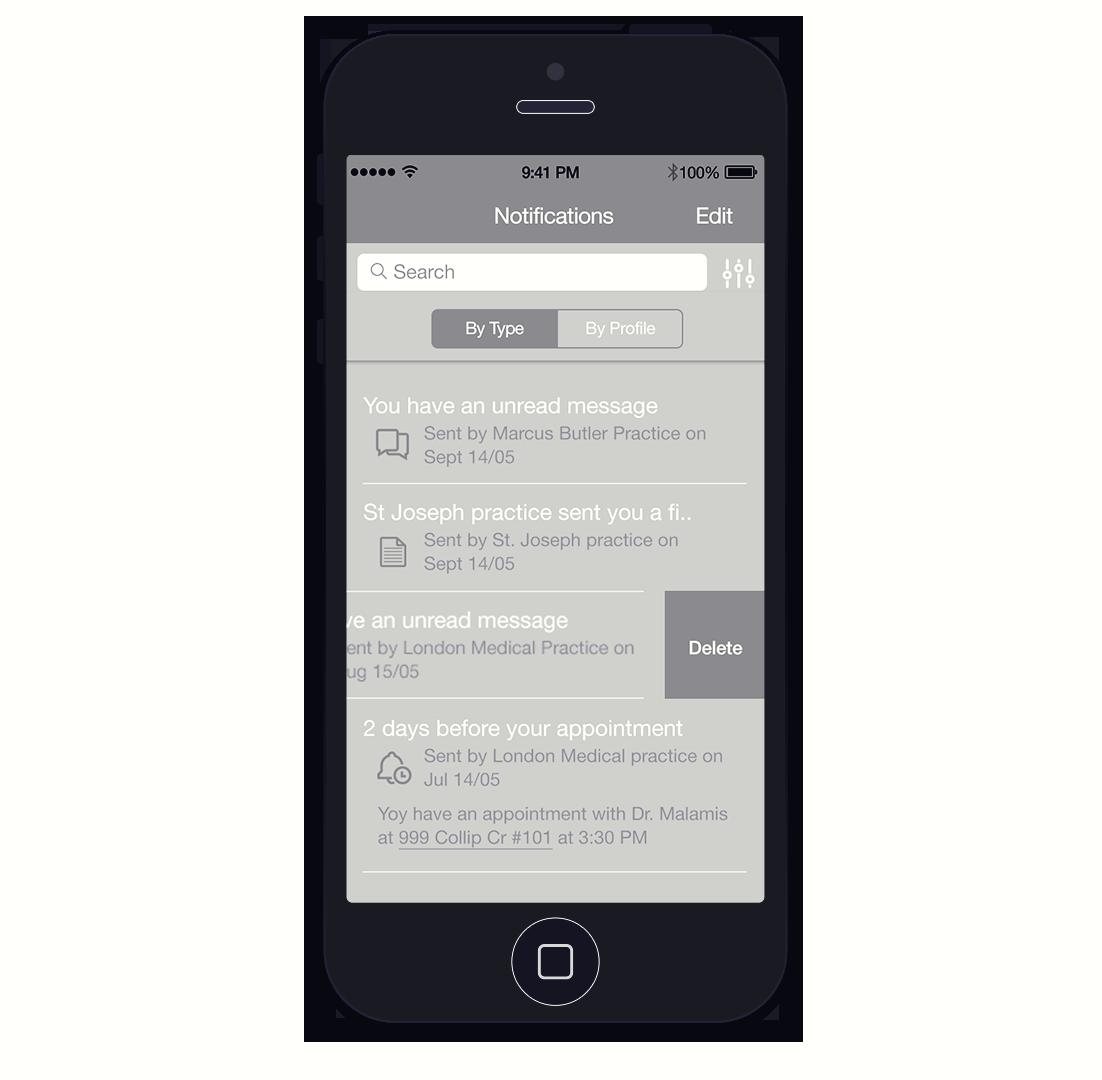 Mobile App Flow- Step 10