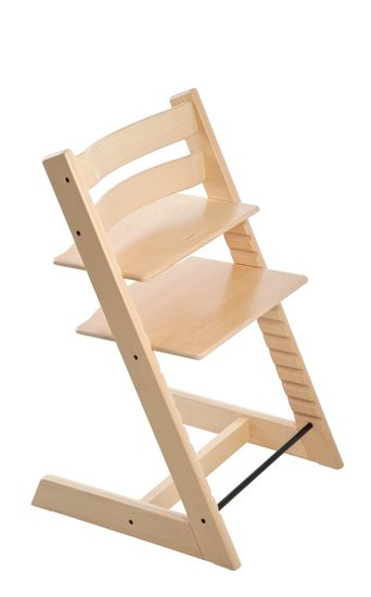 Stokke Tripp Trapp - the perfect highchair for a small space