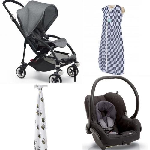 600sqftandababy_newborn essentials for small space