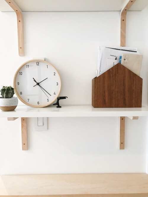 Our Entry Mailbox by Ferm Living