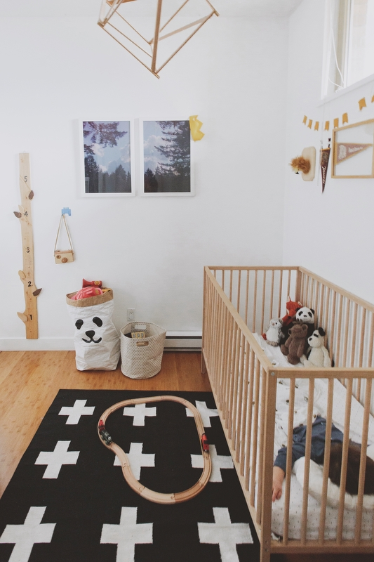 Missing his old room set up (Photo:  Blue WIndow Creative )