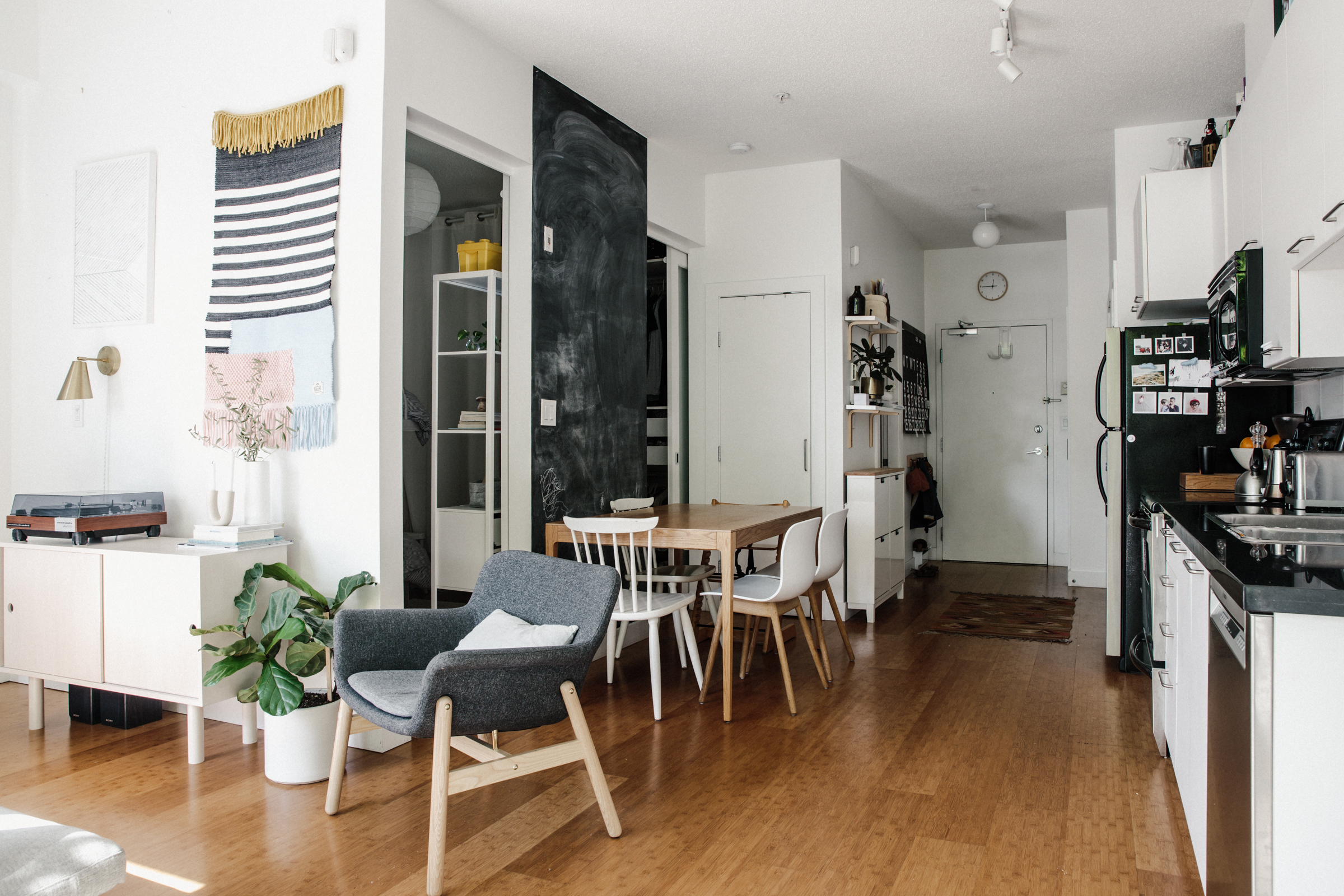 Our apartment by Britt Gill for Cup of Jo