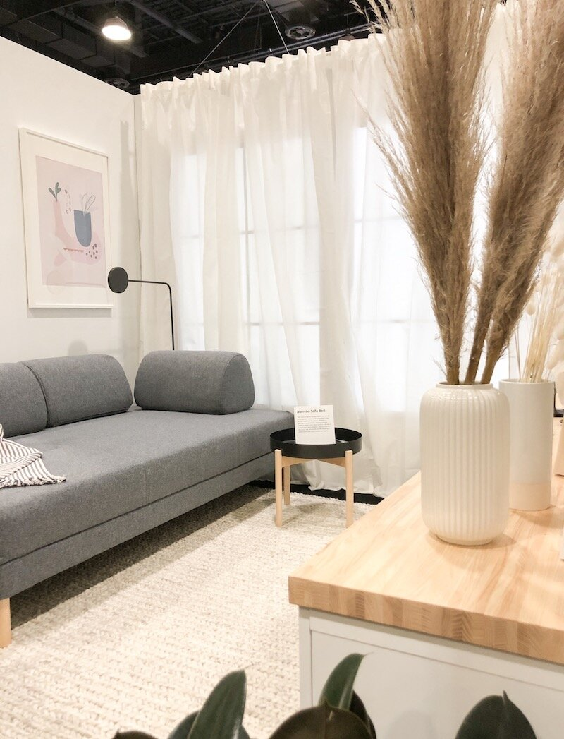 Sma Ll A Small Space With Only Ikea Furniture Part Ii Living Room 600sqftandababy