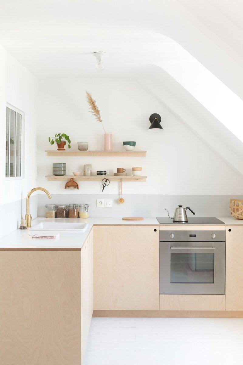 Hej Studios Paris Apartment (More info on their  blog )