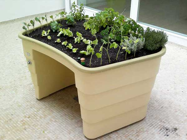 Planting-a-salad-garden-with-Green-circle-Wheelchair-accessible-garden-for-Hortilcultural-Therapy-in-senior-assisted-living-care-homes