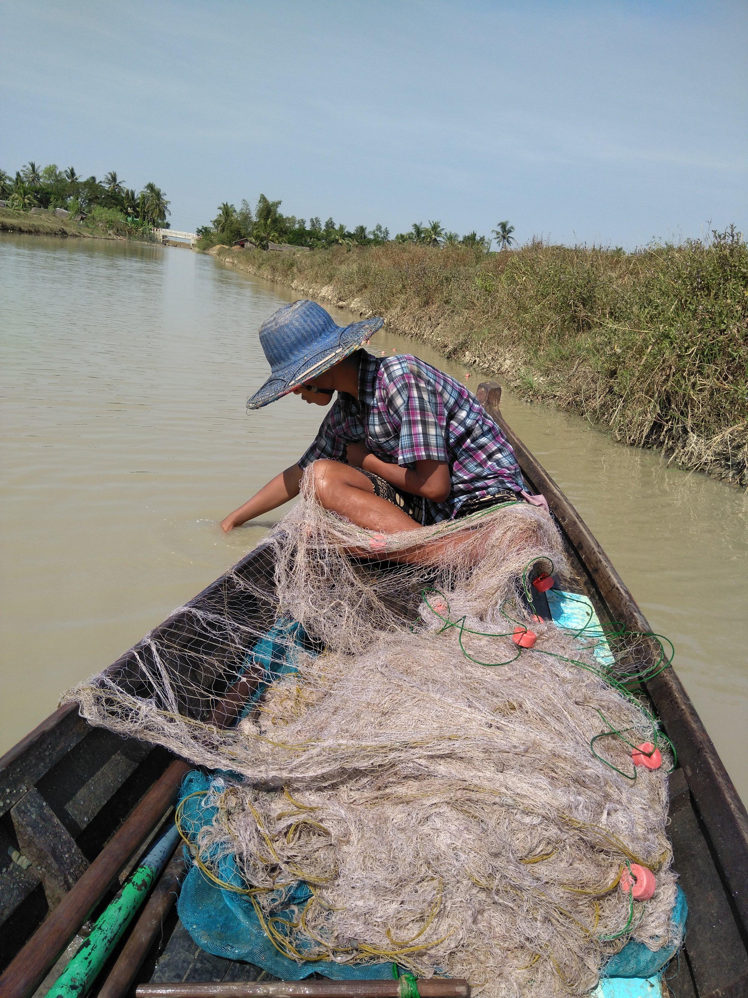 Thet Kyawt Oo, 54