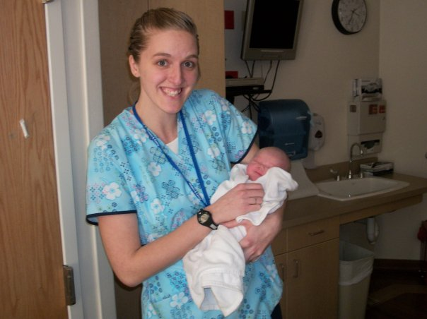nurse midwife intern