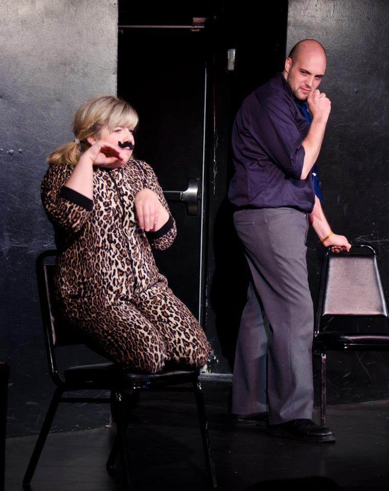 Huge Theater Improv-A-Thon