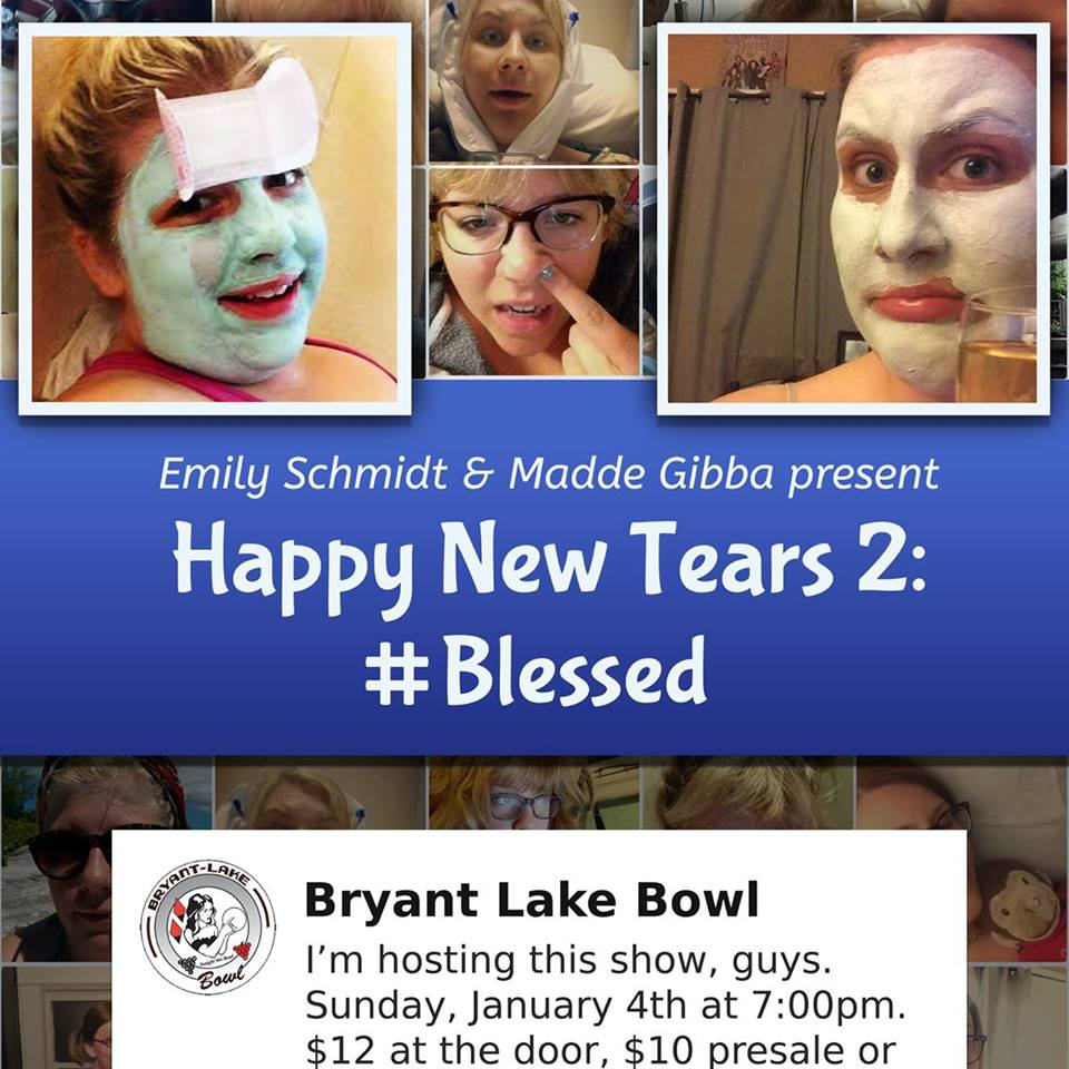 Happy New Tears: #blessed