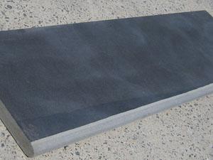 1. Bullnosed step Mongolian Black