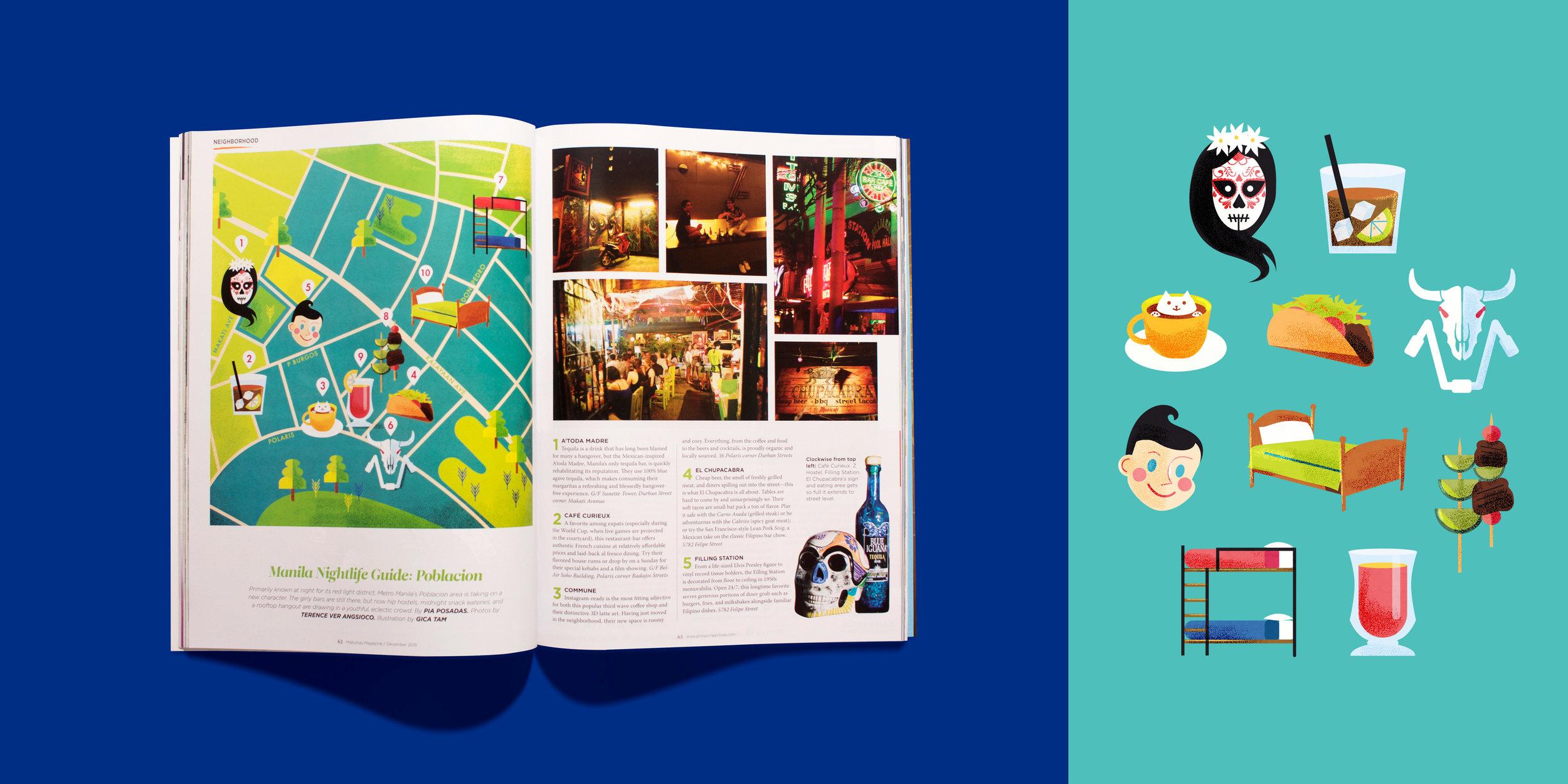 A'toda Madre, Junction Hostel, Commune, El Chupacabra, The Red Light, Café Curieux, Tambai, Handlebar, Filling Station, Z Hotel