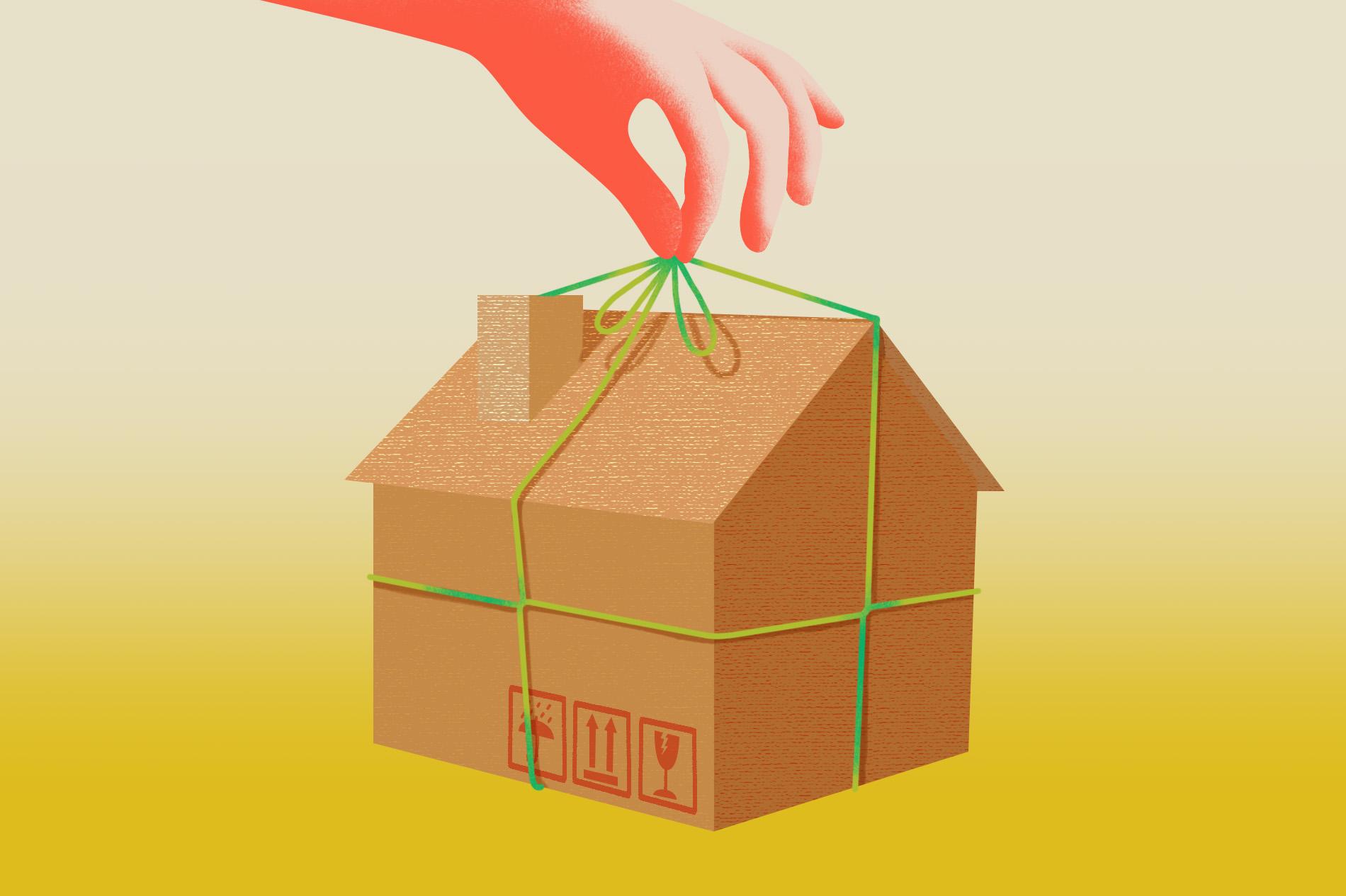 SPOTLIGHT  |  MOVING HOUSE , 2019
