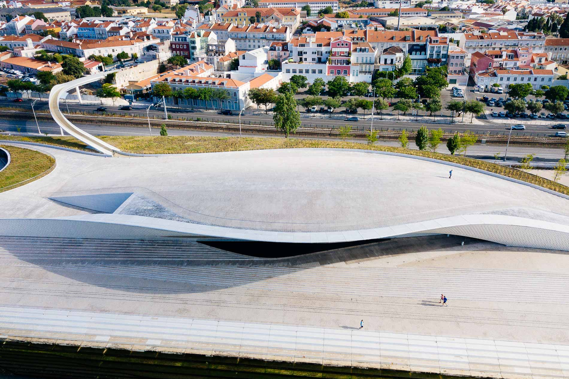 MAAT - Amanda Levete Architects - Lisbon, Portugal