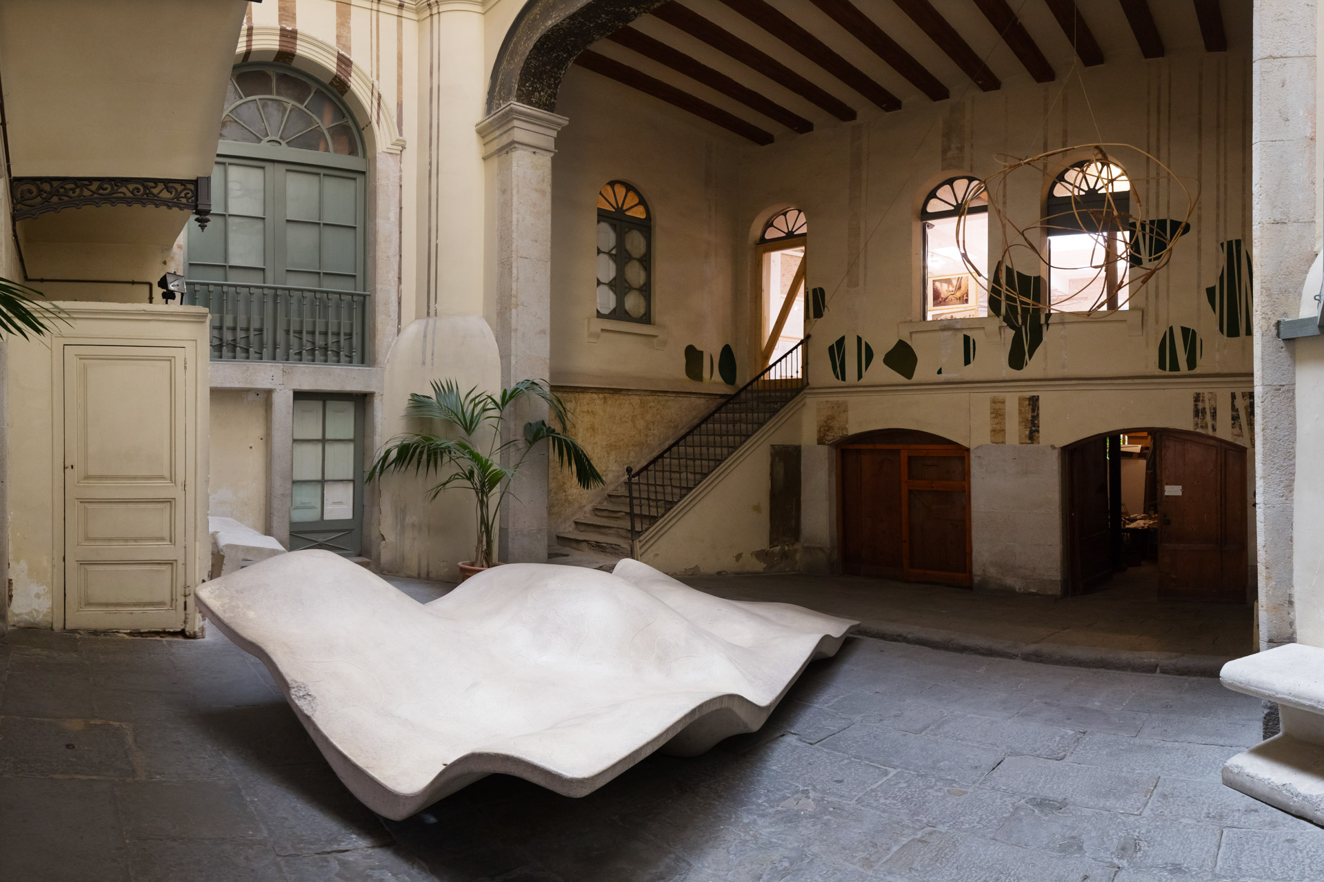 The Foundation Enric Miralles