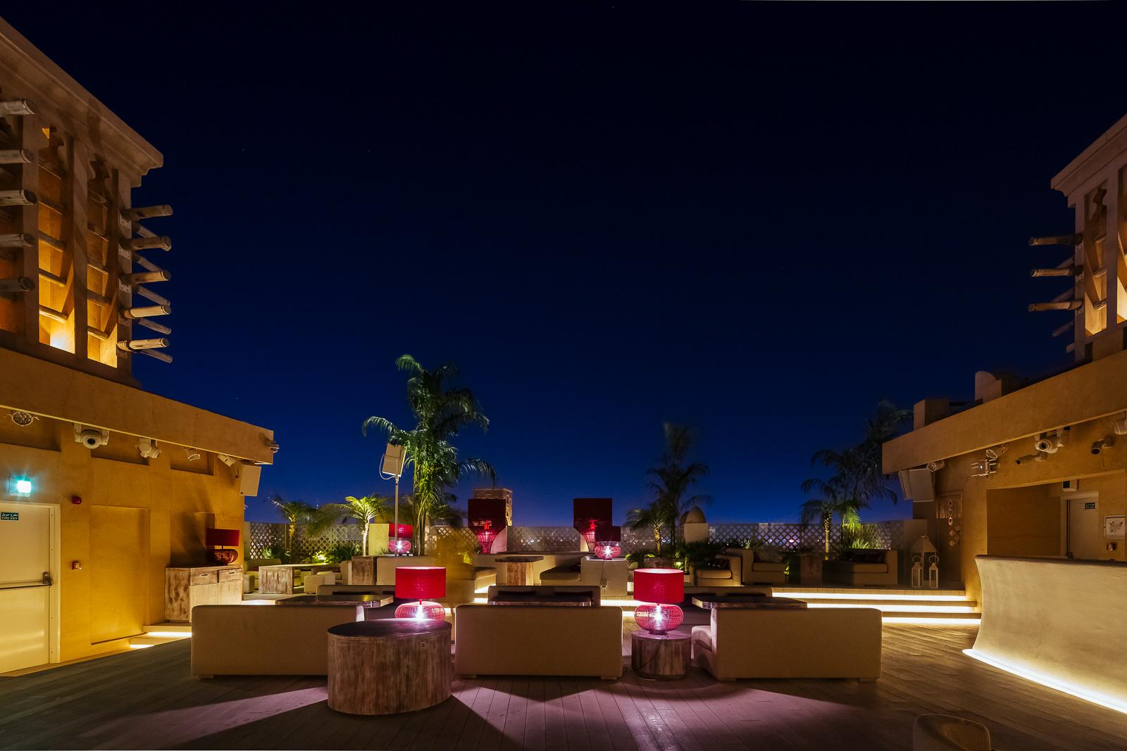 Pacha Ibiza Dubai. Design by EstudioIN
