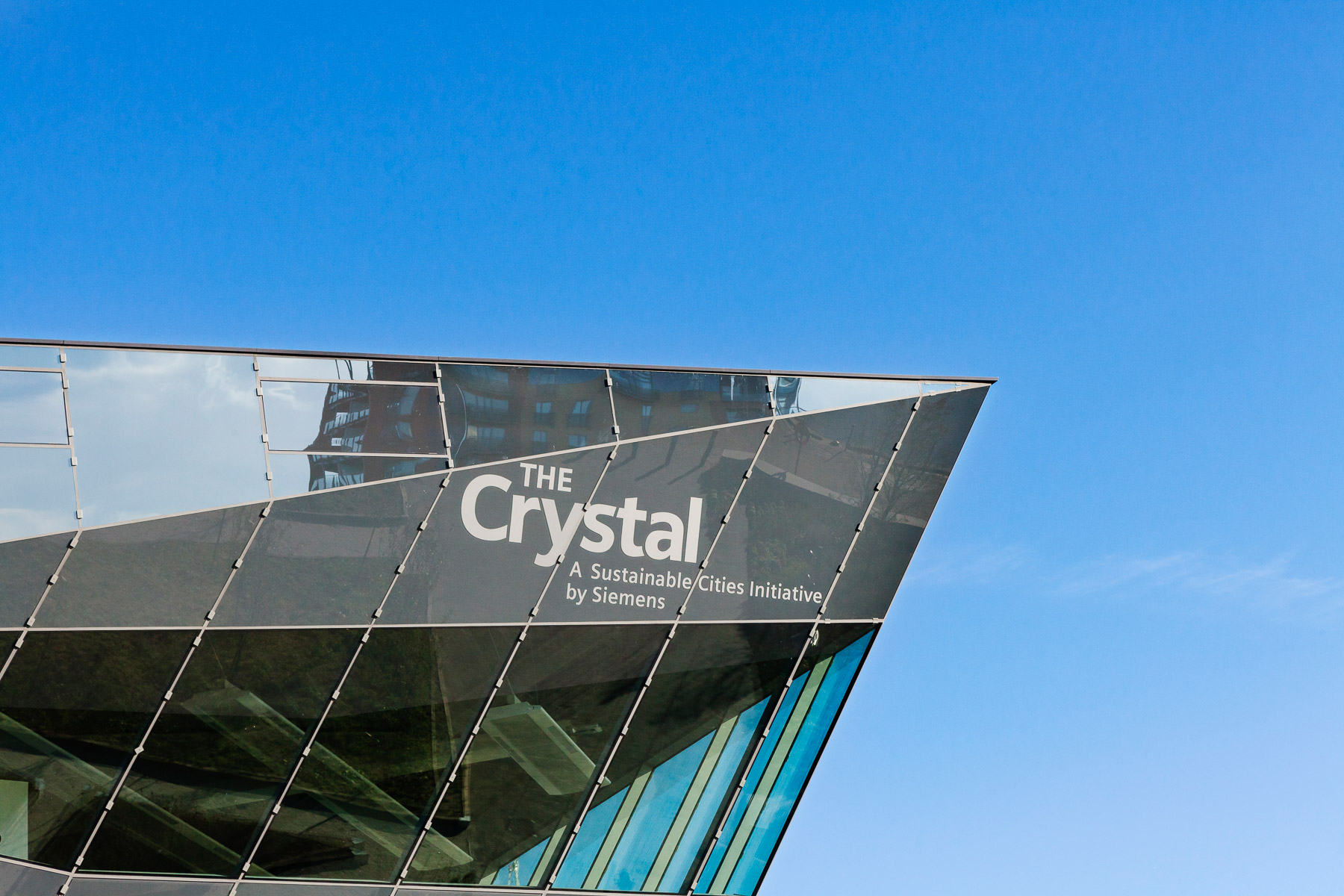 The Crystal London - Wilkinson Eyre Architects - London, UK