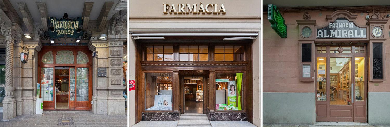 Barcelona OLD Pharmacies