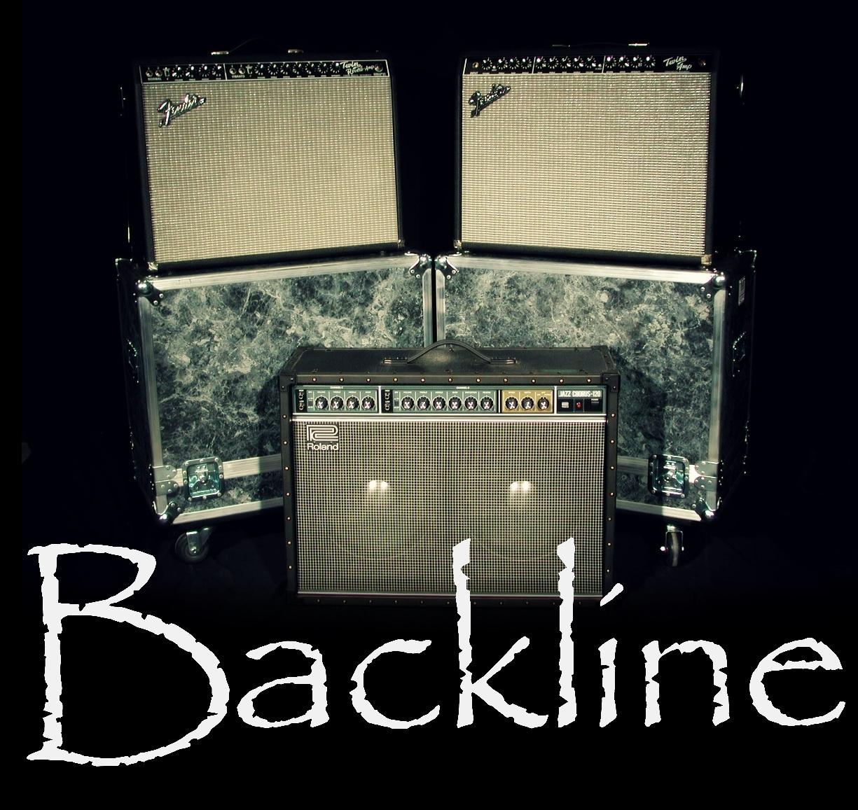 Backline Button