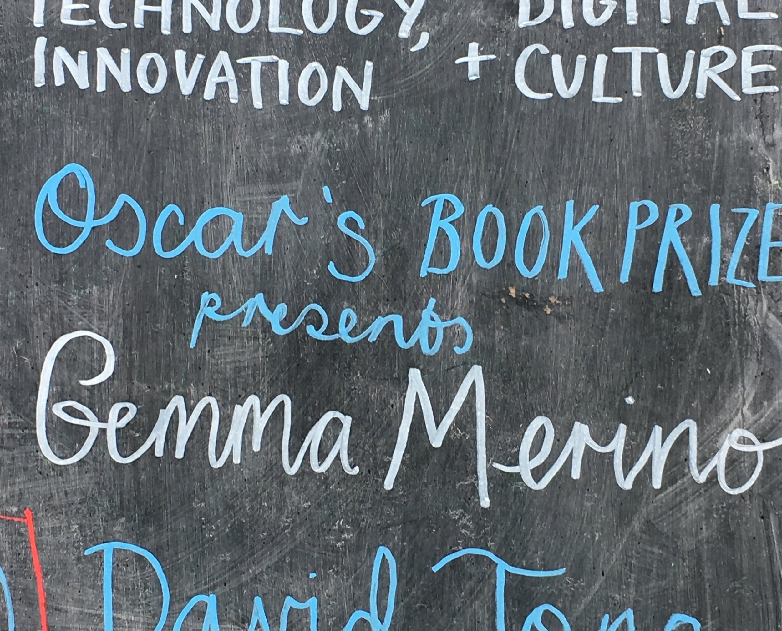 Oscar's Book Prize hosts its debut session at the Hay Festival in Hay-on-Wye