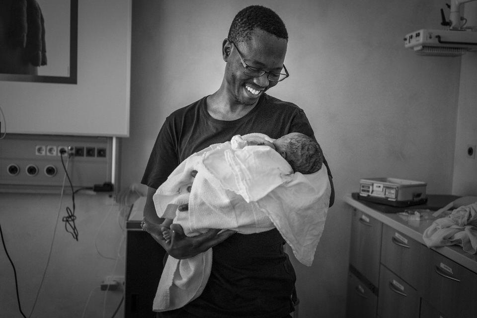 Geburtsfotografie - Julia Erz zeigt ihre beliebtesten Geburtsfotos