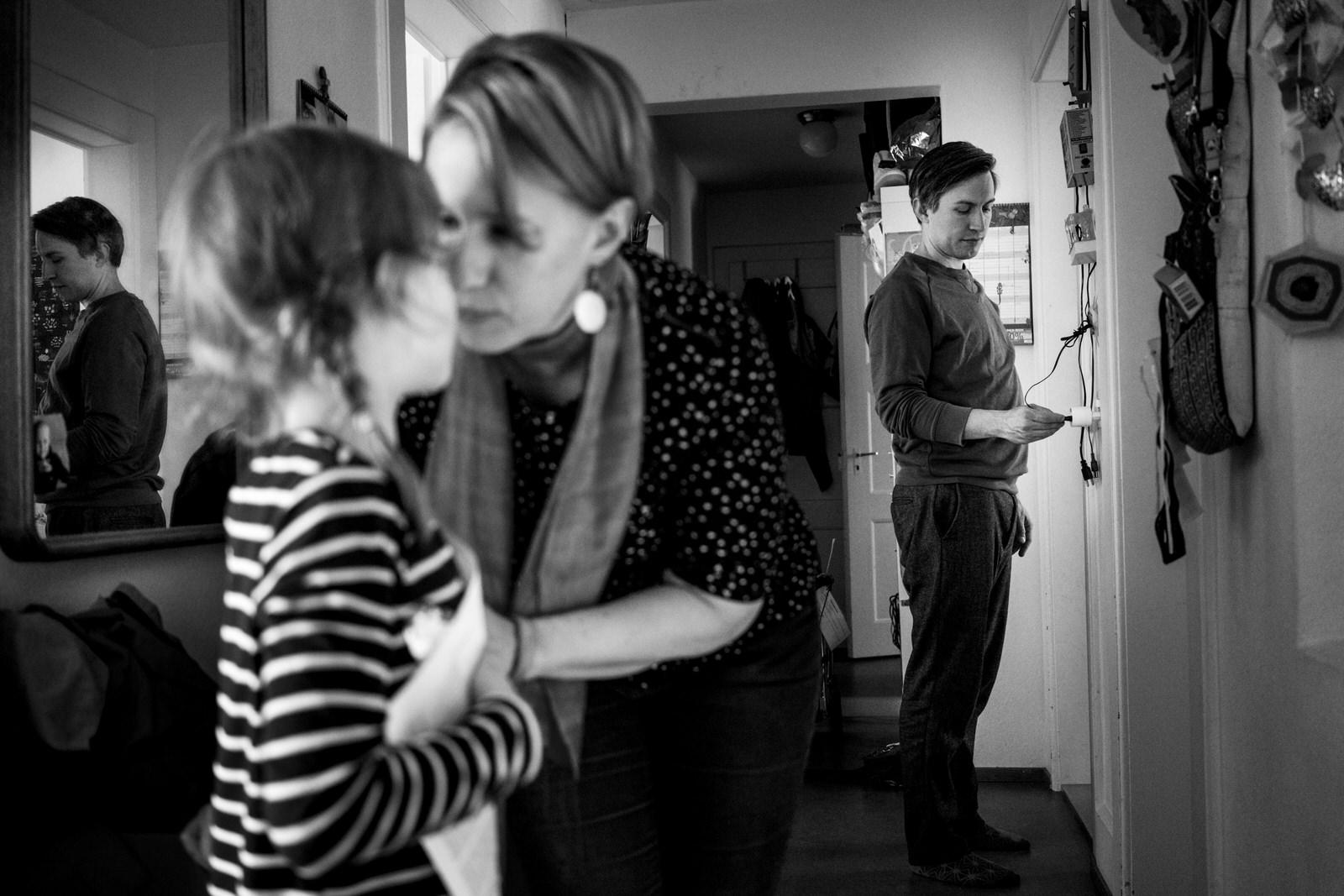 Familienfotografin Julia Erz | Familienfotos Stadt