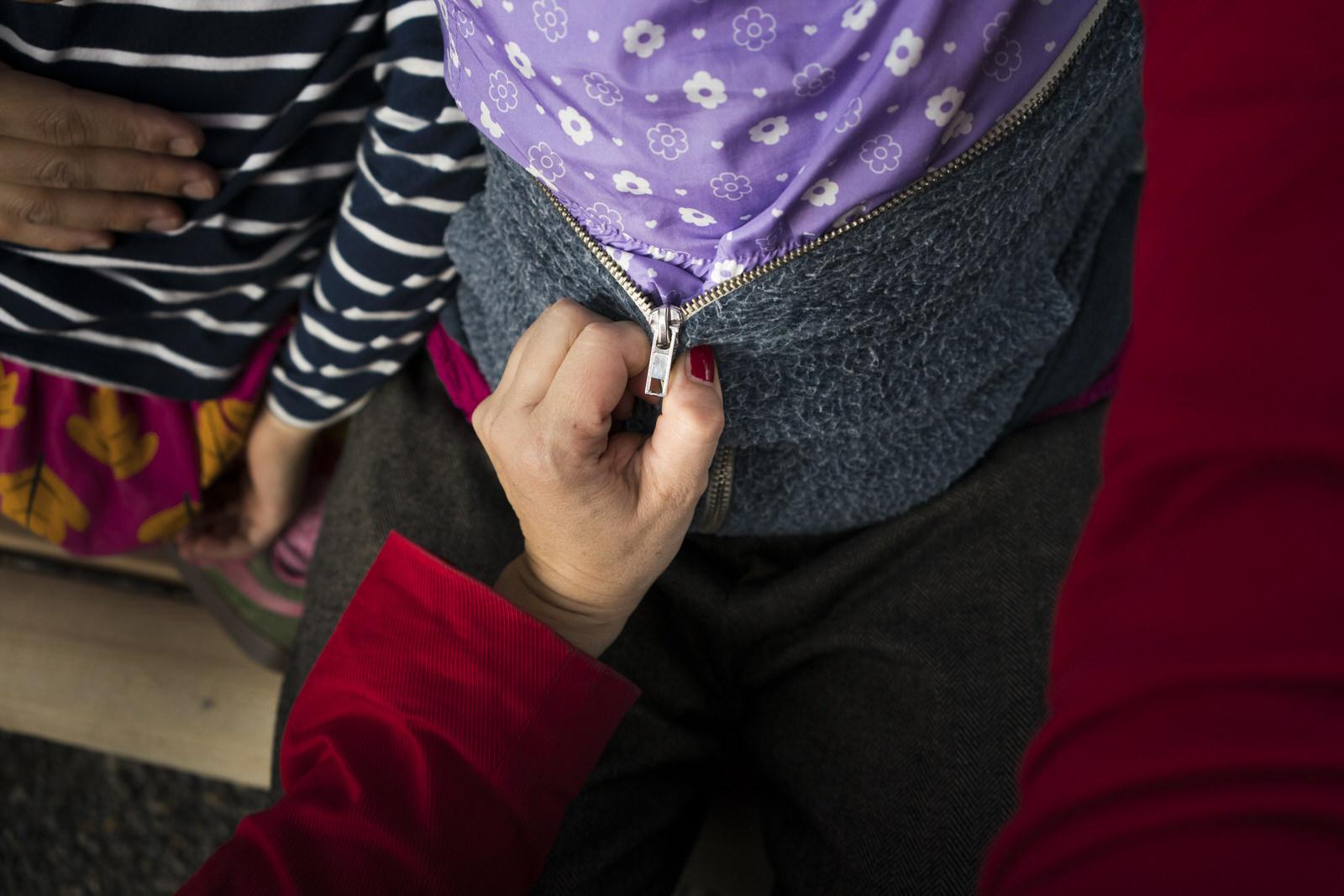 Familienreportage in der Stadt | Familienfotografin Julia Erz