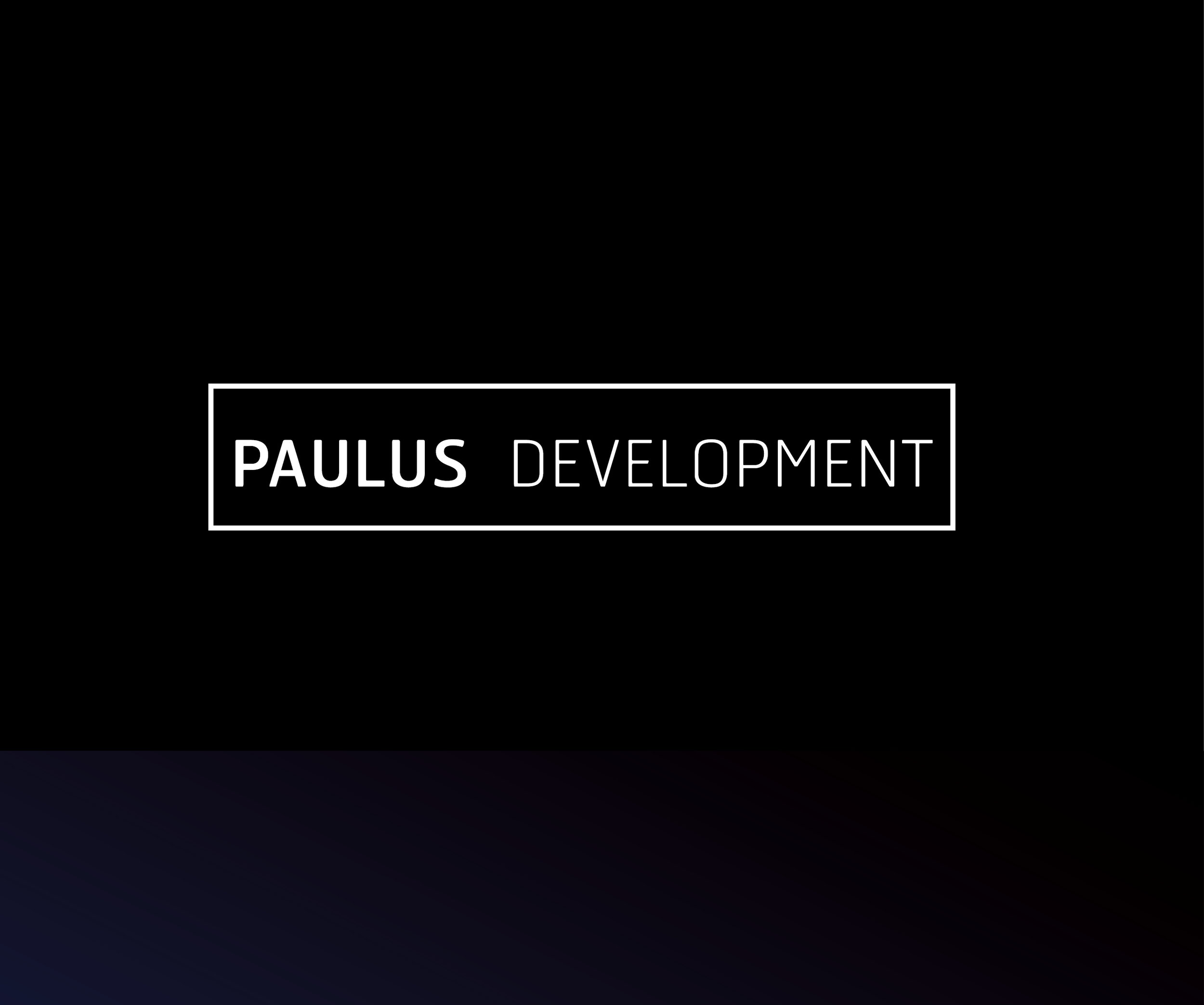 COMING SOON - PAULUS DEVELOPMENT