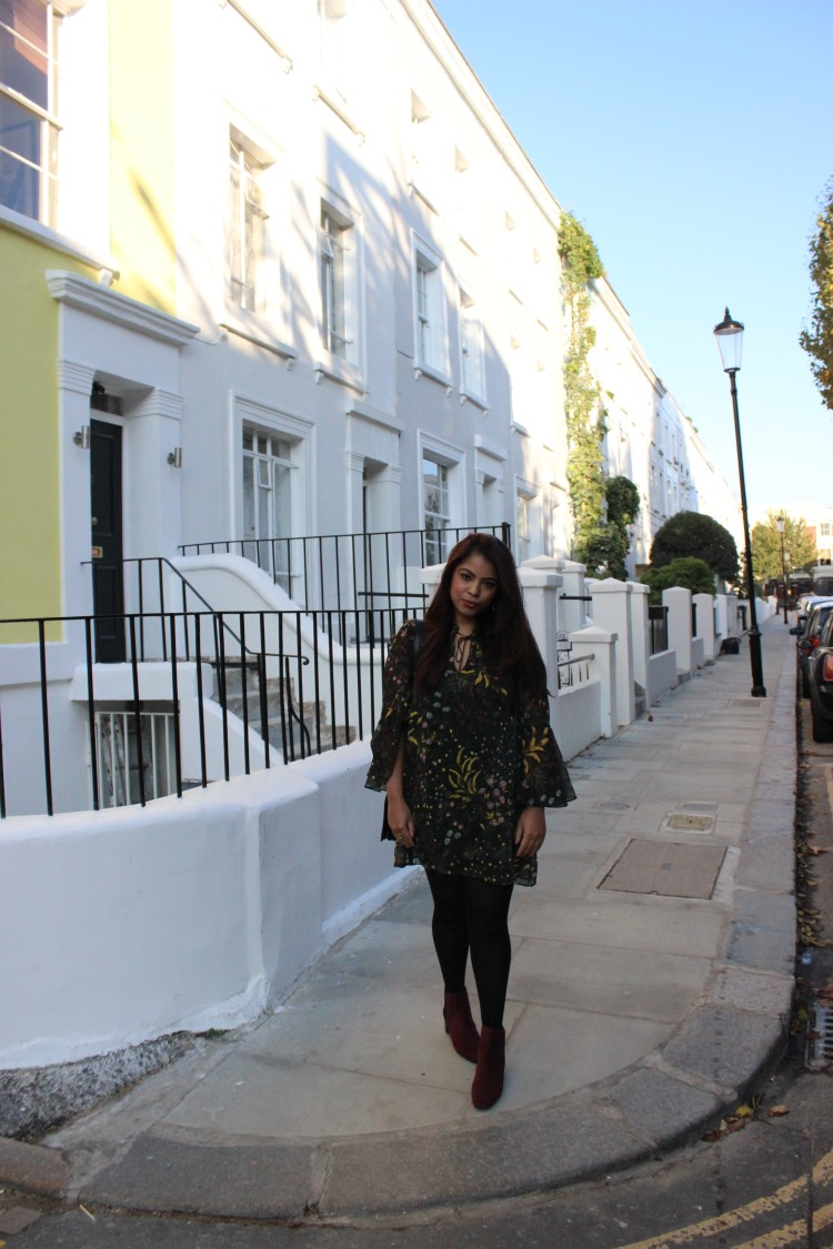 Notting Hill blogger