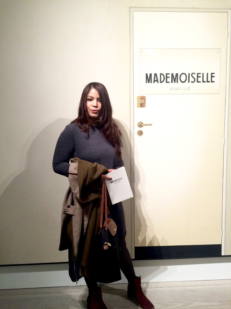 Mademoiselle Prive Saatchi Gallery