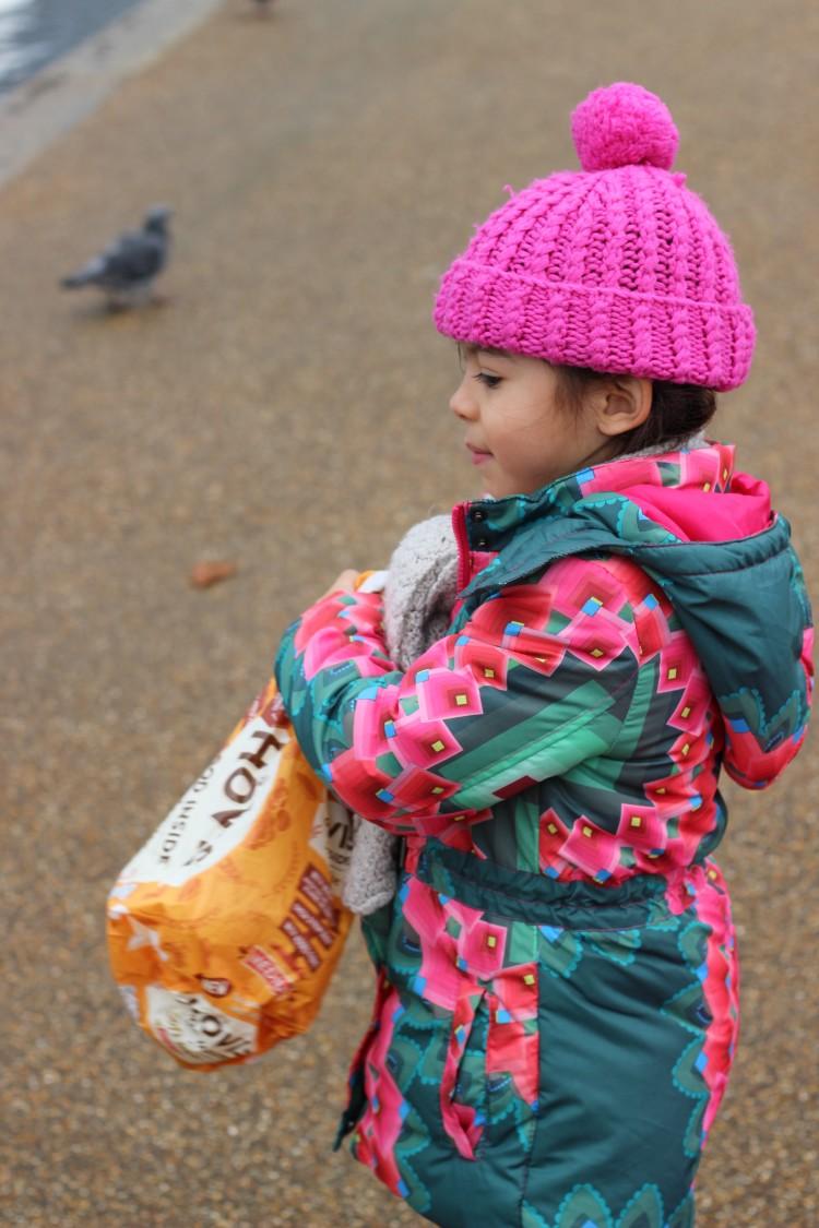 UK Lifestyle Blog  - round pond hyde park