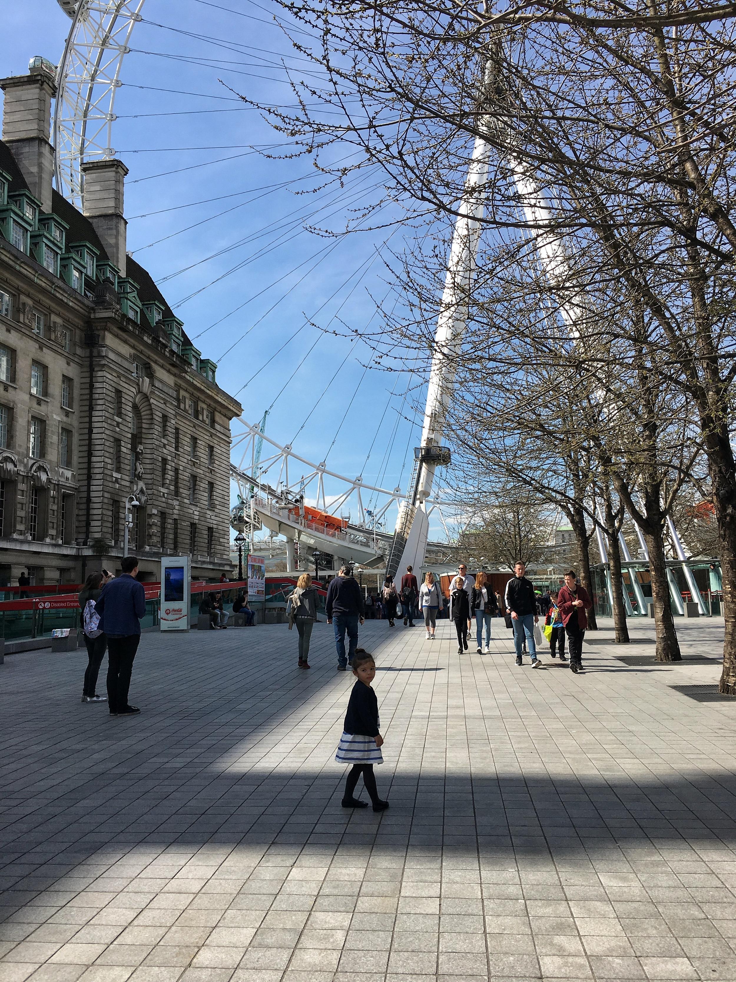 london eye for kids