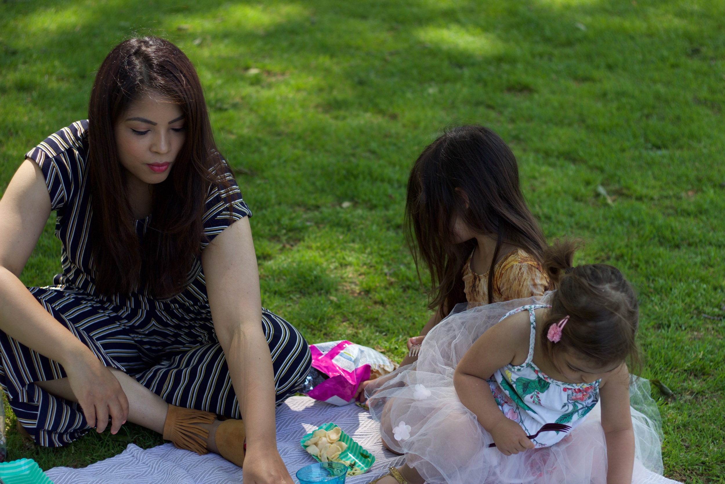 battersea park picnic