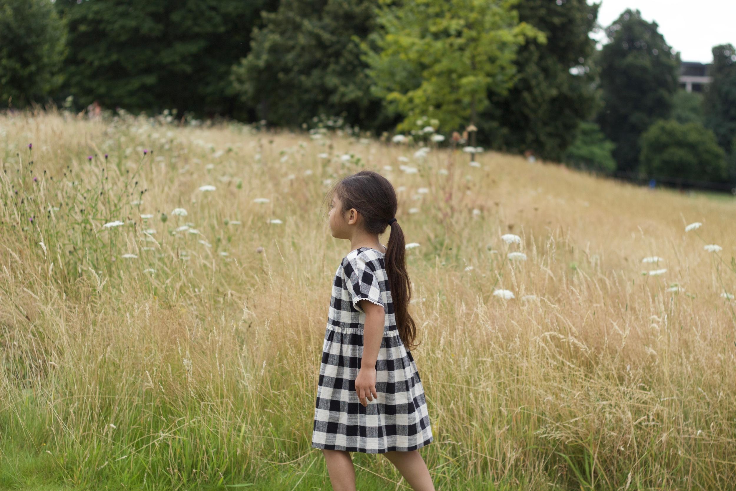 wild grass london