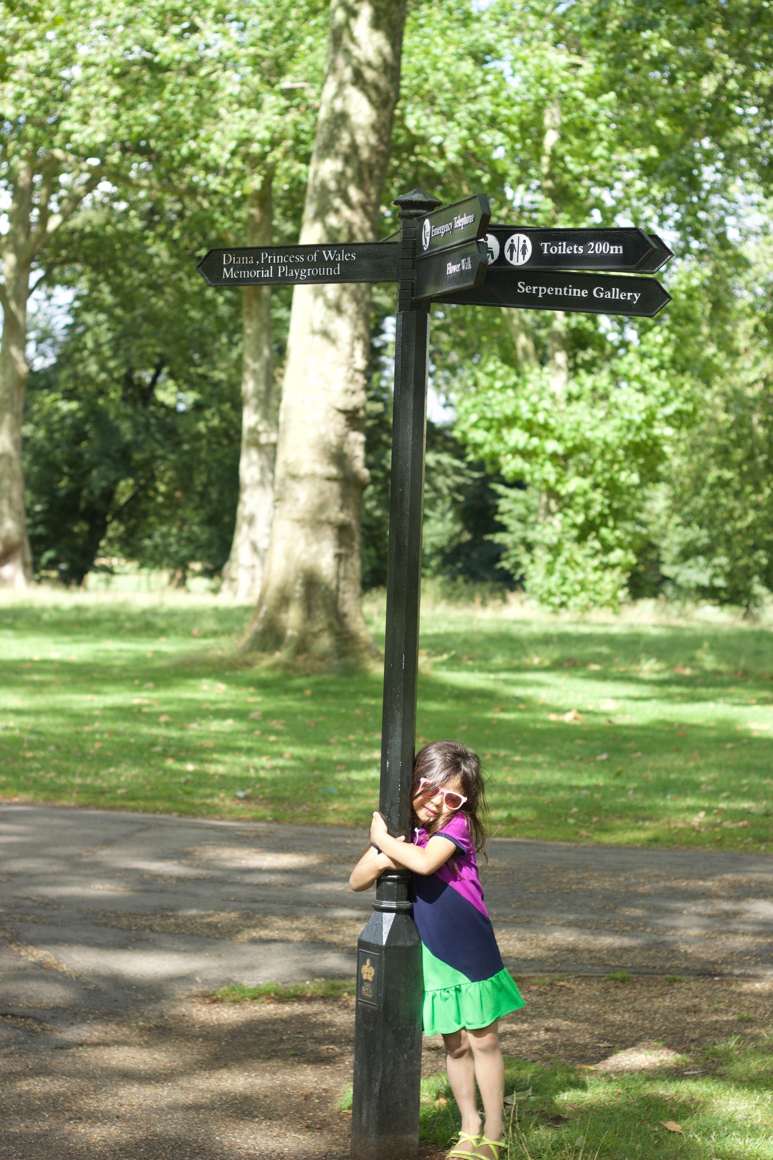 hyde park for children
