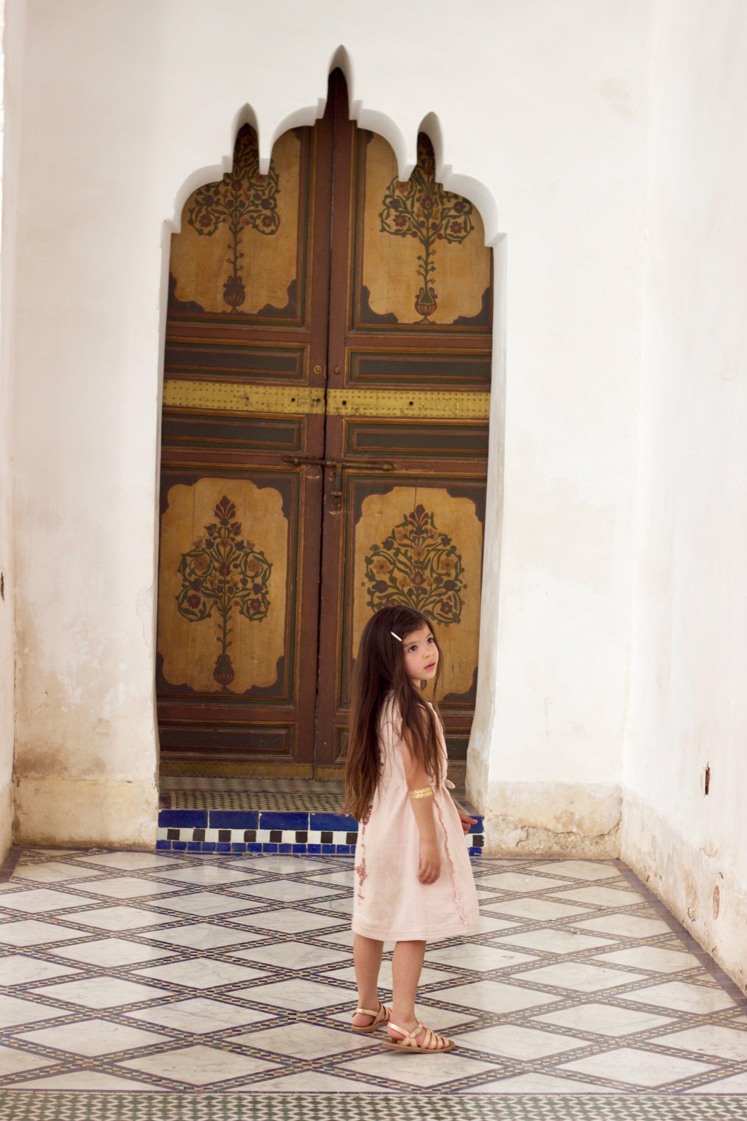 bahia palais Marrakech