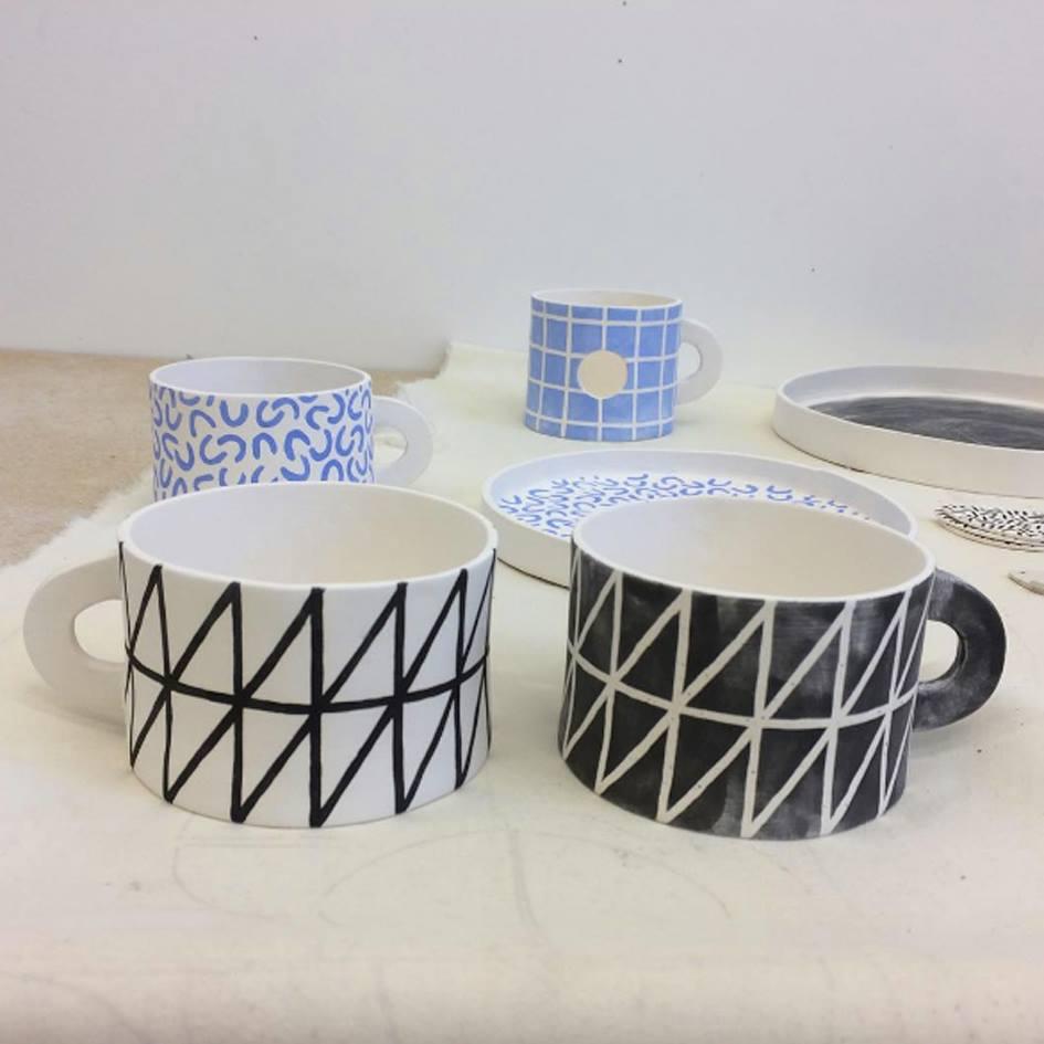 claire de lune artist independent ceramics market london