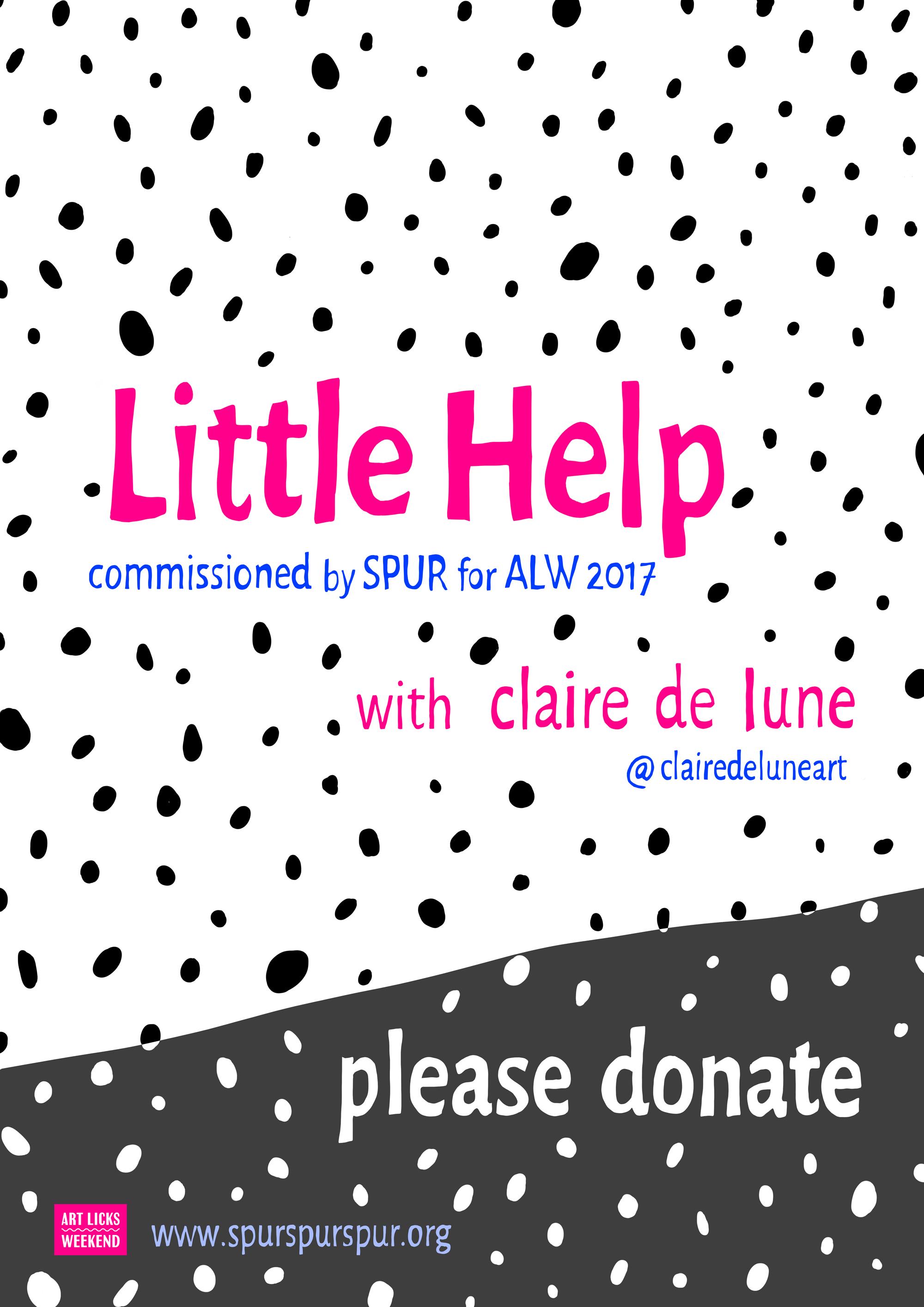 Spur Arlicks Poster Little Help