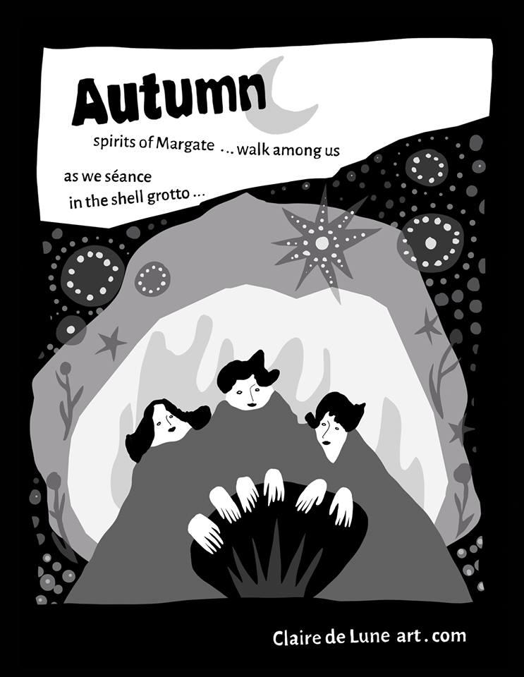 Autumn Cartoon Corner / Margate Mercury (Newspaper)
