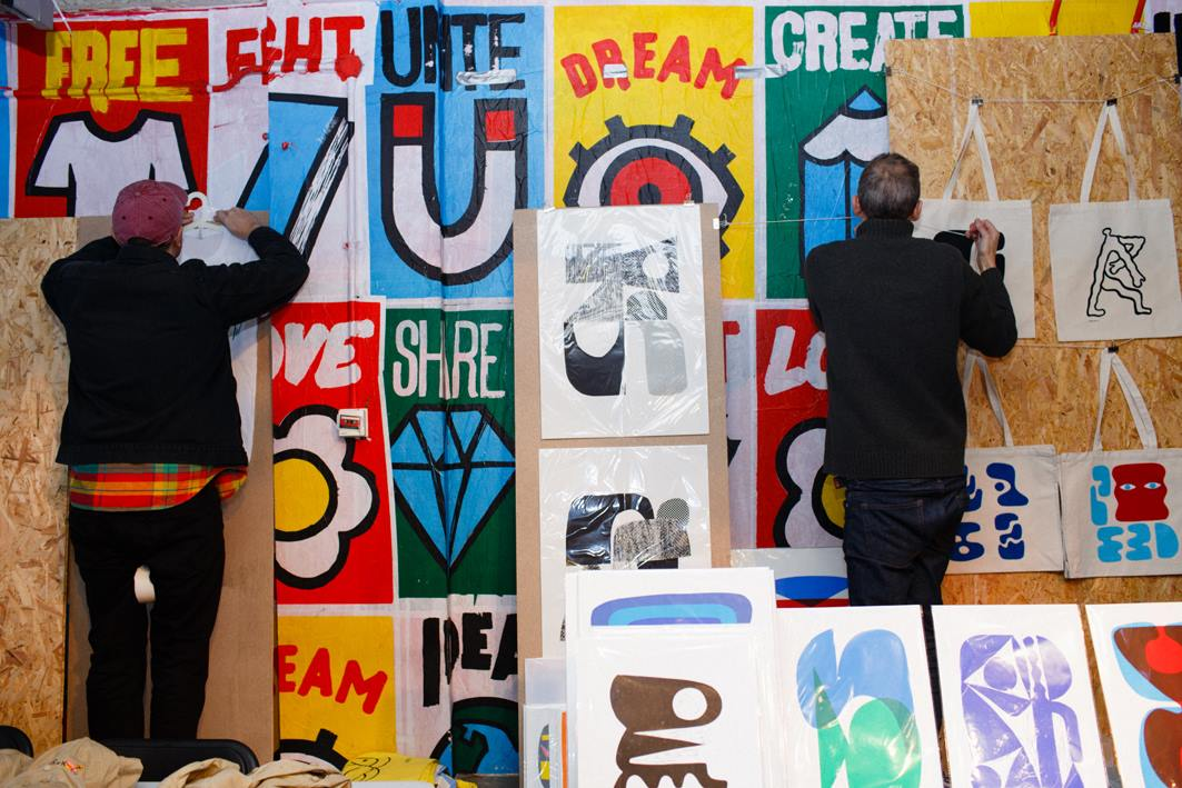 DIY Art Market Christmas 2018