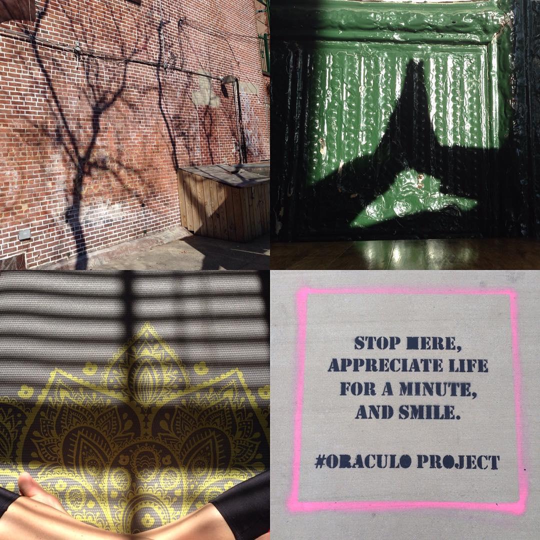 #momentsofgratitude See you tonight, Wednesday @6:15 AND Thursday @ 7p 382 Hamilton Av BK/NY #alyrosayoga #glowwiththeflow #brightsunshinyday #sidewalkart #redhookbrooklyn #community #onelove  (at Brooklyn, New York)