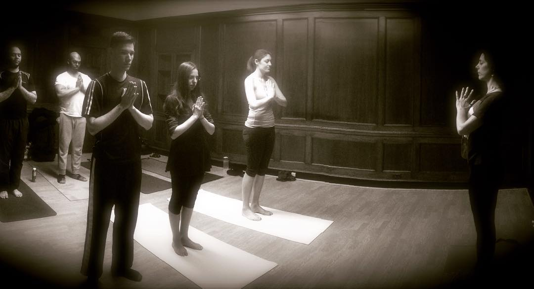 Despite the political & main stream malarkey that promotes divisiveness and differences (as if they were bad), I'm so impressed with my fellow humans for the way in which we embody contrasting dualities. It's nature. Yoga means to yoke or bring together. Explore this fundamental principle and find harmony in your own oppositional forces. Wednesday at 6:15p, 382 Hamilton Av, BK/NY. #alyrosayoga  #yoke #community #redhookbrooklyn #onelove (at Red Hook, Brooklyn)