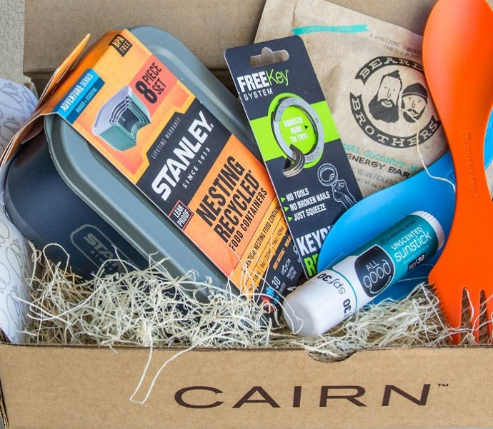 Cairn | Monthly Subscription Boxes - Camping Gear Adventure Boxes