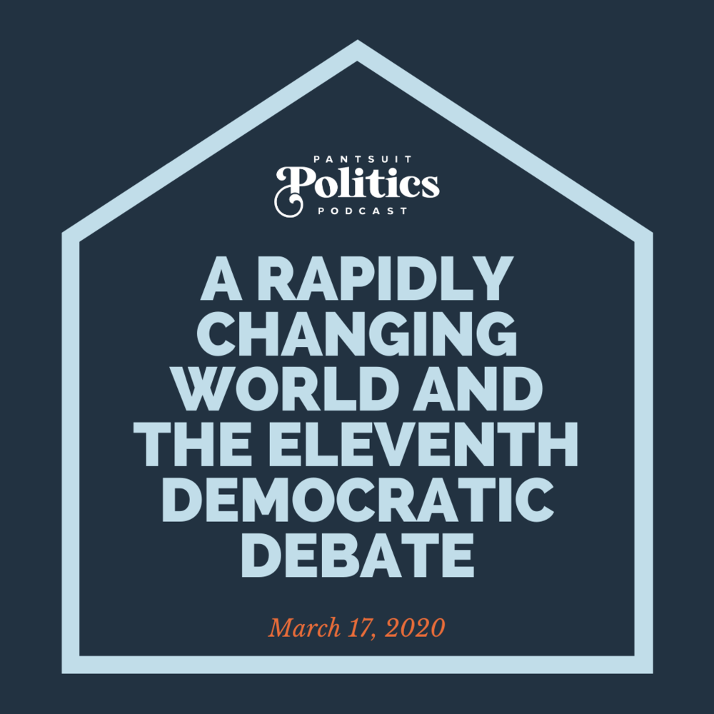A Rapidly Changing World and the Eleventh Democratic Debate.png